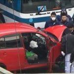 大阪3歳女児エアバック事故死、運転してた母親の尿検査を行った結果…とんでもないことに…(画像あり)