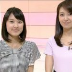 近江友里恵アナのブラウスの前後が逆の放送事故画像wwNHKニュースで失態www 2ch「かわいい」「あまり違和感ないけどな」