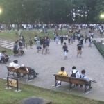 【ゴミ】世田谷公園でポケモンGOオタクがやらかす…これが日本人の民度…(画像あり)