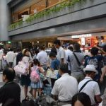 【愕然】新千歳空港「すり抜け女性」犯人を逮捕へ!!?衝撃の事実判明wwwww