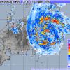 【訃報】台風9号が関東直撃!!東京や埼玉終了・・・(進路予想図あり)