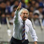 サッカー日本代表UAEに逆転負け、ハリルホジッチ監督のコメントwwwww(画像あり)