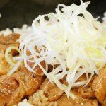 【衝撃】すき家「炭火豚丼」のメニュー写真と実物の差をご覧くださいwwwハンパないわwww(画像あり)