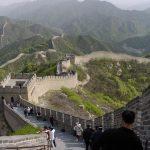 【中国】万里の長城の修復後が想像以上に醜いと話題www(修復前画像あり)