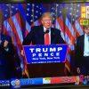 【速報】アメリカ大統領選挙、当選直後のトランプの様子wwwようやくことの重大さに気付くwww(画像あり)