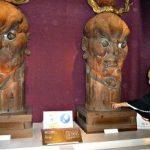 奈良・興福寺で仏像に液体をかけた事件の犯人www防犯カメラにwww(画像有)