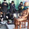 【慰安婦像】駐韓大使帰国、韓国の反応がヤバすぎるwwwwwwww
