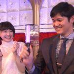 【紅白】大谷翔平とガッキーこと新垣結衣が共演した結果wwwwww(画像あり)