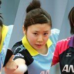 【朗報】卓球の日本女子、かわいい美少女だらけwwwwww(画像あり)