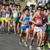 箱根駅伝2017、ランナーが轢き殺されそうになる動画がヤバすぎる・・・