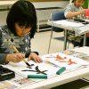 【衝撃画像】クソガキ「漢字分からんから習字でけへん…」→ 結果wwwwww