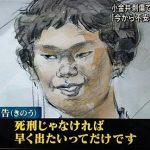 冨田真由さん刺傷事件の犯人・岩崎友宏の末路wwwwww(画像あり)