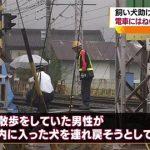 【事故】羽賀新世(大学准教授)と飼い犬が電車にはねられ死亡・・・