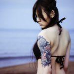 【悲報】タトゥーを入れた女性芸能人の末路wwwwwwww