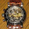 【衝撃画像】腕時計の内部がカオスすぎるんやがwwwwwwwwww