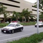 【衝撃】沖縄のヤンキーがパトカーに轢かれた結果…(動画あり)