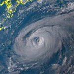 【2017】台風18号の進路予想図がやばい…(米軍・気象庁)