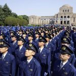 【悲報】超オラついてる警察官が島根で発見されるwwwwwww(画像あり)