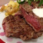 アメリカで高い赤身ステーキ食った結果www日本wwwww