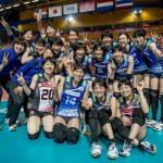 女子バレー日本代表、美人を切り捨てブスばっか集めた結果wwwwww