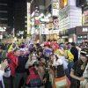 【衝撃】渋谷ハロウィン当日の光景をご覧くださいwwwww(画像あり)