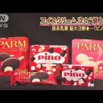 アイス「PINO(ピノ)」値上げされる理由・・・・・・