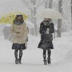 【悲報】北海道の今日の気温がとんでもない・・・