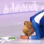 韓国キムボルムがスケート銀でも土下座→ それを見た日本人の反応がこちらwwwww