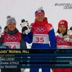 【速報】ベンツ高梨沙羅が平昌オリンピックで銅メダル!!!2chなんJ民の反応wwwwww