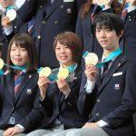 【平昌五輪】日本選手団が帰国した結果wwwwwww(画像あり)
