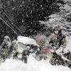 【福井大雪】報ステ「自衛隊が除雪できた距離わずか1.5km」→ 結果wwwwwww