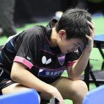 【朗報】卓球の張本智和、終了のお知らせwwwwwww