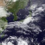 【最新情報】台風5号進路予想図2018…気象庁が警告…