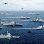【悲報】中国海軍、たった10年でめちゃくちゃ強大化wwwwww(画像あり)