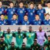 W杯日本、サッカー次戦のセネガルにヤバすぎる噂浮上wwwwwwwww