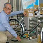 【衝撃】TBSで驚異の自転車が紹介されてしまうwwwwww