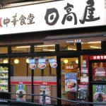【愕然】日高屋とかいうコスパ最強食堂wwwwww(※画像あり)