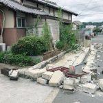 大阪地震の本震の時期…東日本大震災や熊本地震と比較した結果・・・