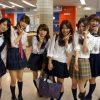 【衝撃】白人と日本の女子高生を比較した結果www(画像あり)