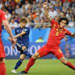 【W杯】日本vsベルギー、乾貴士のゴールがガチ凄いwwwww(動画あり)