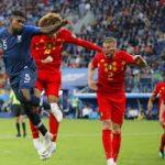 【W杯】フランスに負けたベルギーの選手が爆弾発言wwwwwww
