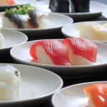 【愕然】かっぱ寿司のスシの大きさってヤバイことになってるよなwwwww