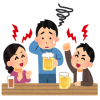 【悲報】人生初の飲み会に行った大学生ワイ、とんでもない地獄を体験する…