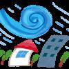 【悲報】台風13号さん、オタク共に鉄槌wwwwwwww
