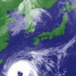 【2018】台風24号の最新進路予想図がとんでもない・・・(画像あり)