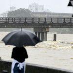 【最新】台風24号、気象庁が衝撃発言!!!!!
