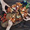 【衝撃】とんでもないピザ現るwwwこんなん誰も食べないだろwwwwww(画像あり)