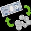 【驚愕】僕「1万円両替してください」店員「いや無理です」僕「は?じゃあこれ買います(10円おやつカルパス)」→ 結果wwwww