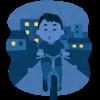 【悲報】俺「自転車のライトつけないとなー100均で買うか」→結果wwwwwwwwwww