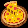 【衝撃画像】外人「日本のピザ高すぎ…しかもペラペラ、我が国のピザ見せたろか?」→とんでもないwwwwwwwww